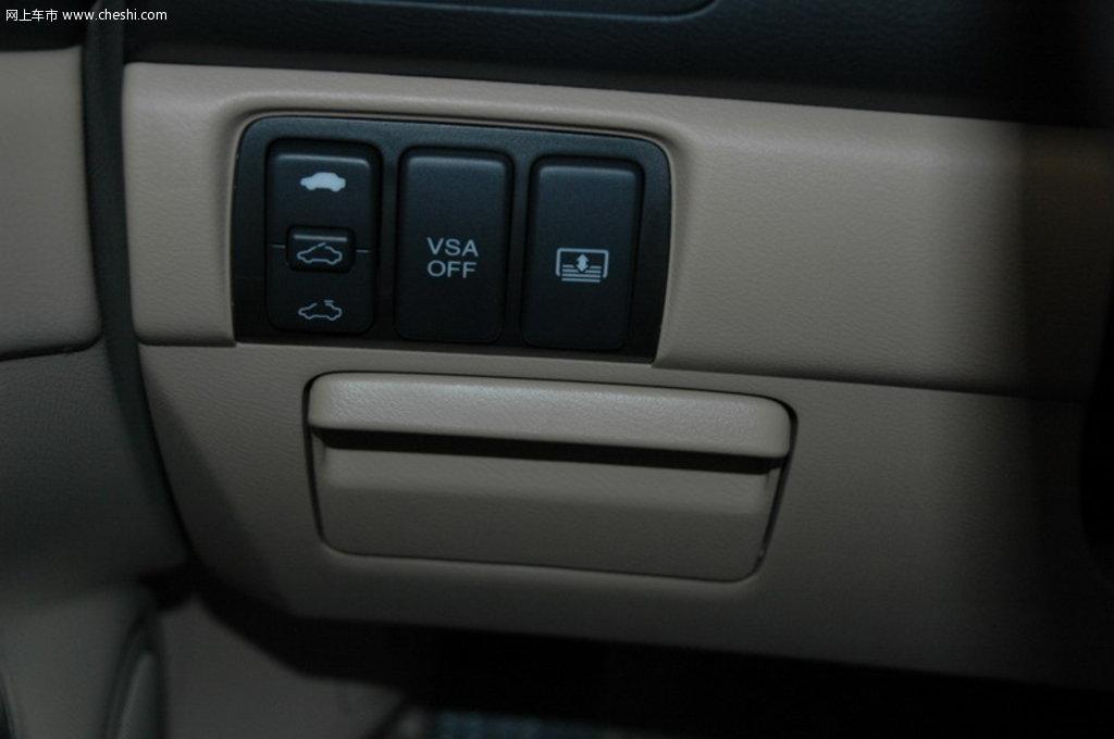 雅阁 本田 雅阁-精典版 左侧按钮或储物盒 图片