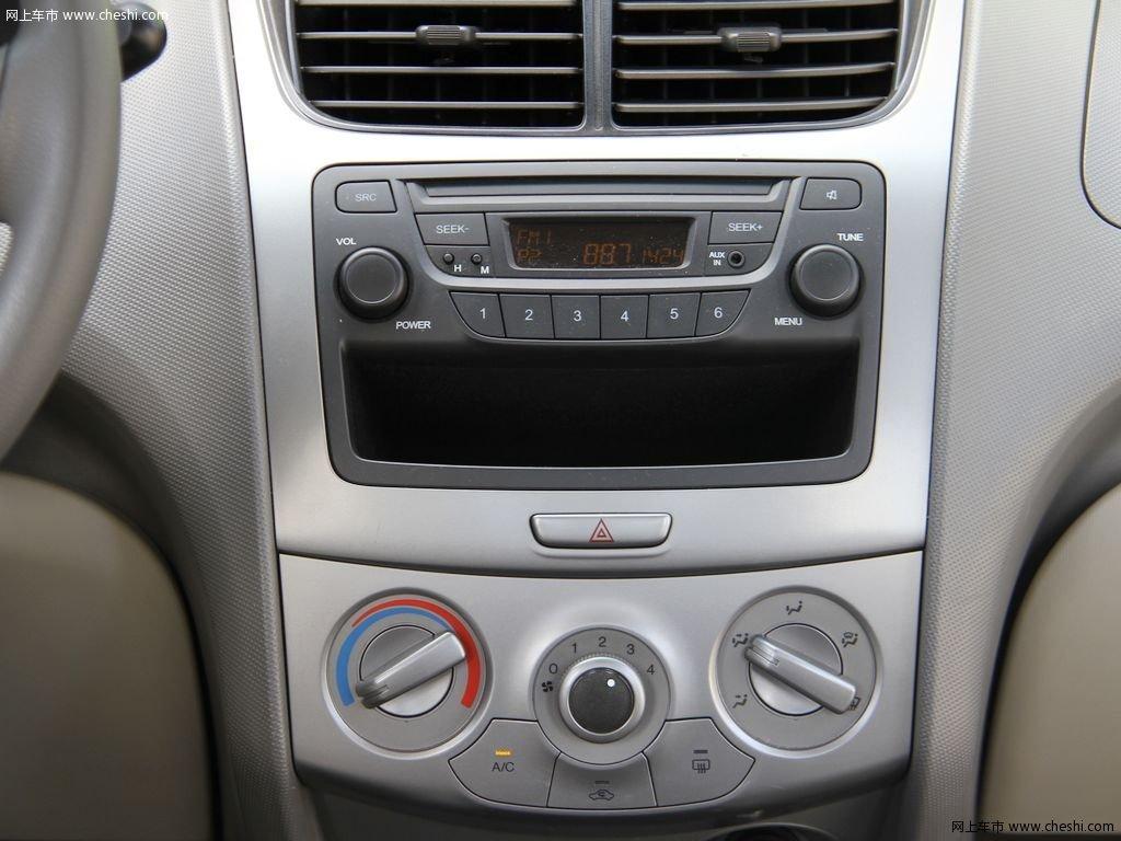 汽车图片 雪佛兰 赛欧 2010款 三厢 1.