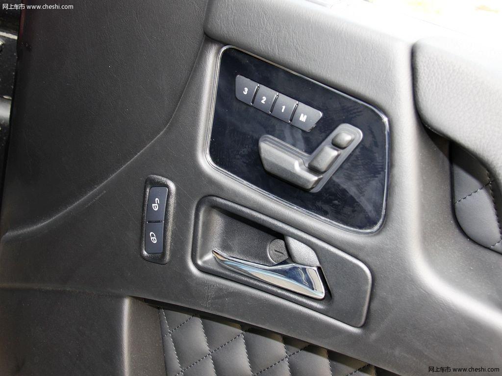奔驰G级AMG 2013款 G65 6.0TAMG 5座其他细节高清图片 91 115 网高清图片