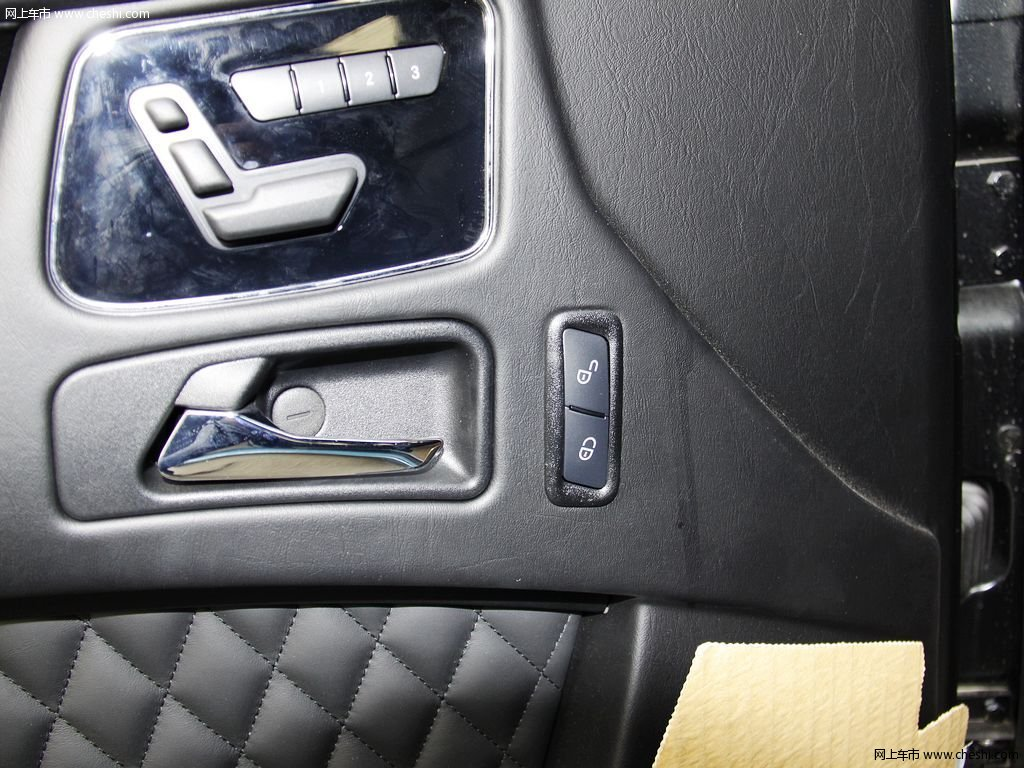 奔驰G级AMG 2013款 G65 6.0TAMG 5座其他细节高清图片 86 115 网高清图片