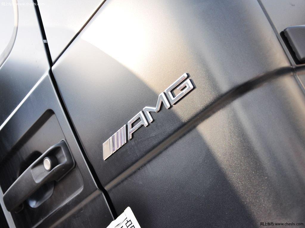 黑奔驰G级AMG其他细节高清图片 23 115 大图 -23 115高清图片