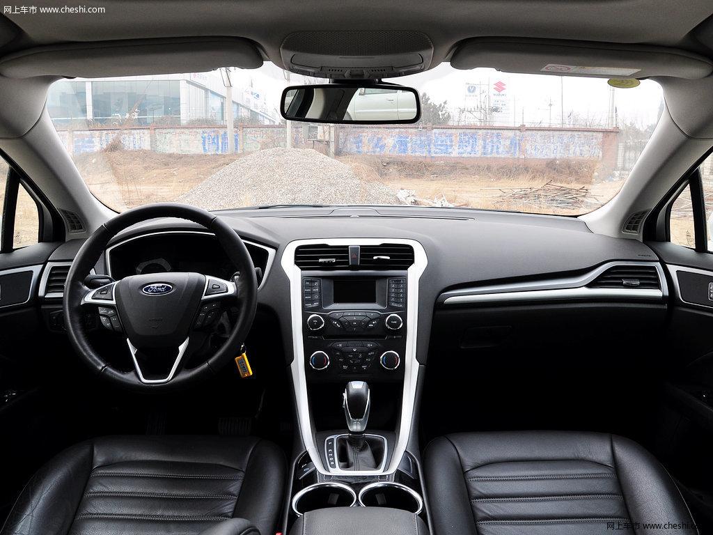 蒙迪欧 2013款 1.5l gtdi180时尚型图片图片