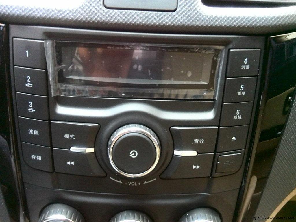 五菱宏光 2013款 s 1.5l 手动舒适型中控方向盘高清