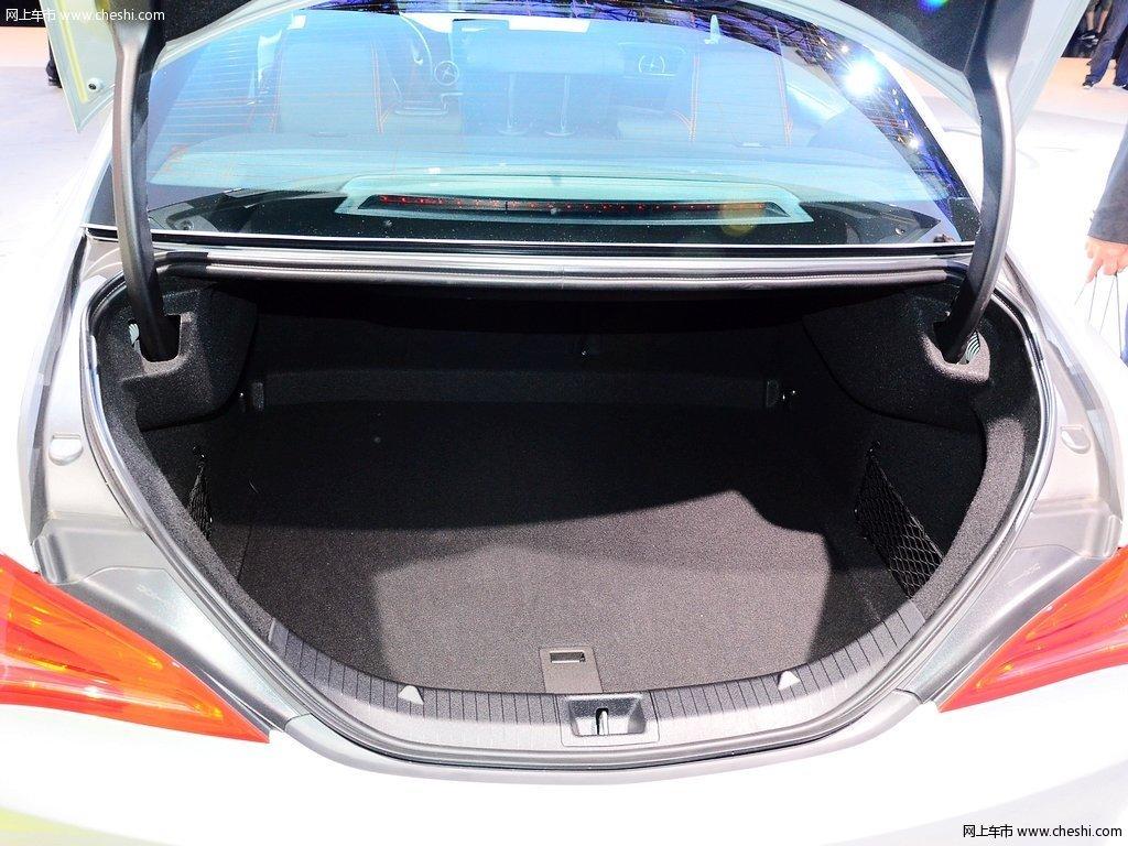 奔驰CLA 2014款 CLA180车厢座椅高清图片 1 13 网上车市 大图高清图片