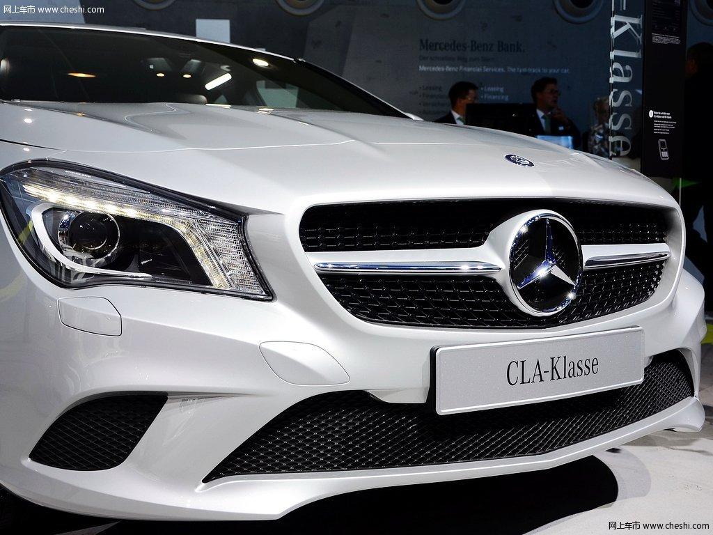 奔驰CLA 2014款 CLA180动力底盘高清图片 3 3 网上车市 大图高清图片