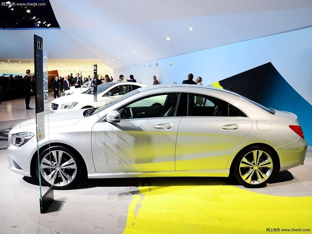 奔驰CLA 2014款 CLA180外观整体高清图片 5 9 网上车市 大图高清图片