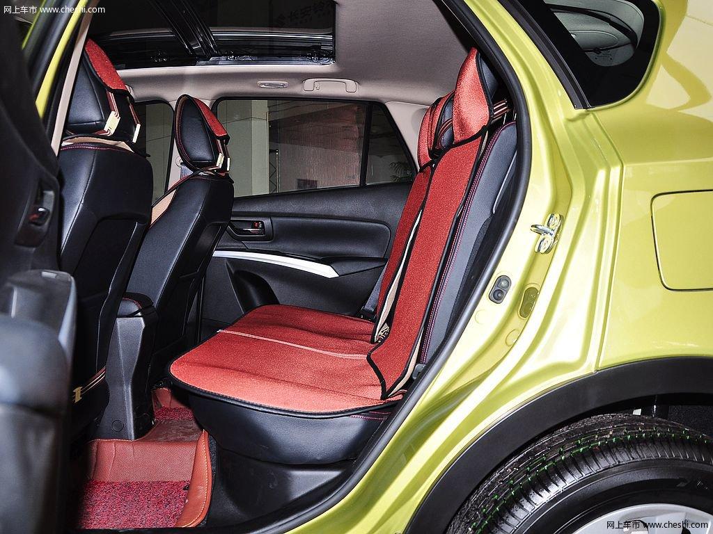 极光绿锋驭车厢座椅高清图片(78/154)