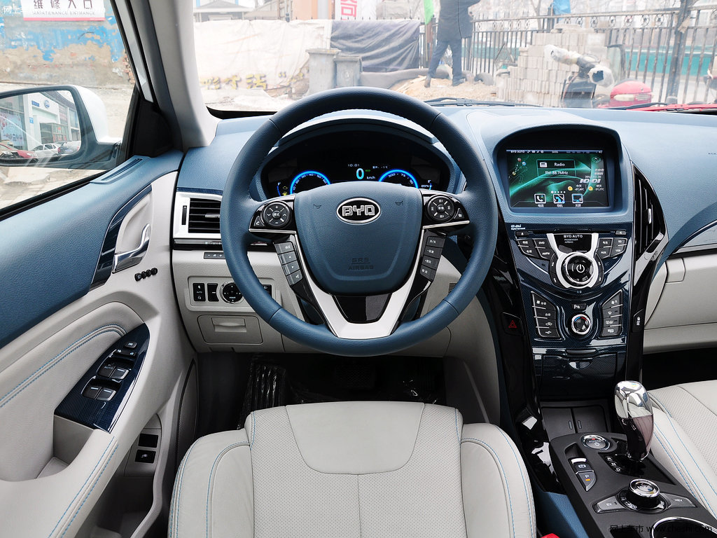 汽车图片 比亚迪 比亚迪秦 2014款 1.
