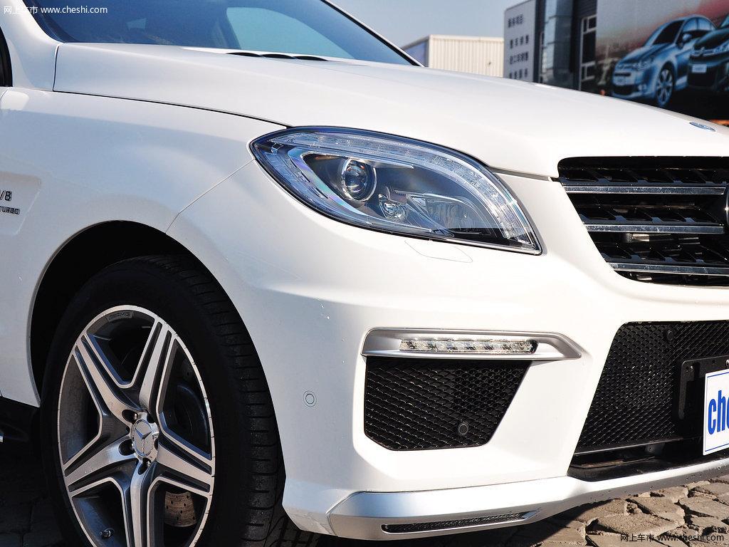 汽车图片 奔驰 奔驰m级amg 2014款 ml63 amg 5座  外观细节 (3/48)