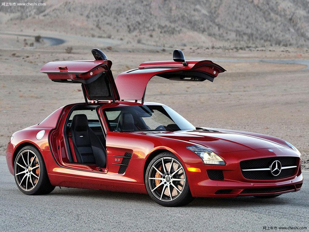 奔驰SLS级AMG动态高清图片 32 41 大图高清图片