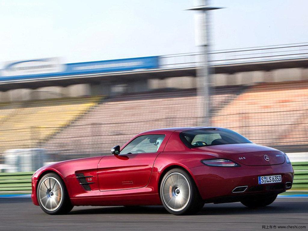 奔驰SLS级AMG动态高清图片 6 41 大图高清图片