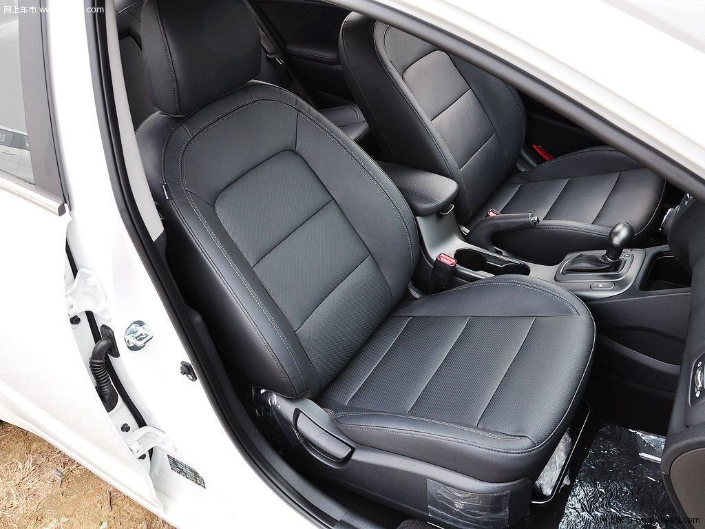自动premium座椅空间高清图片