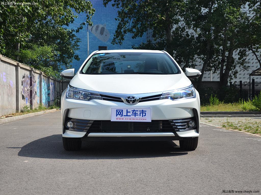 汽车图片 丰田 卡罗拉 2017款 改款 1.