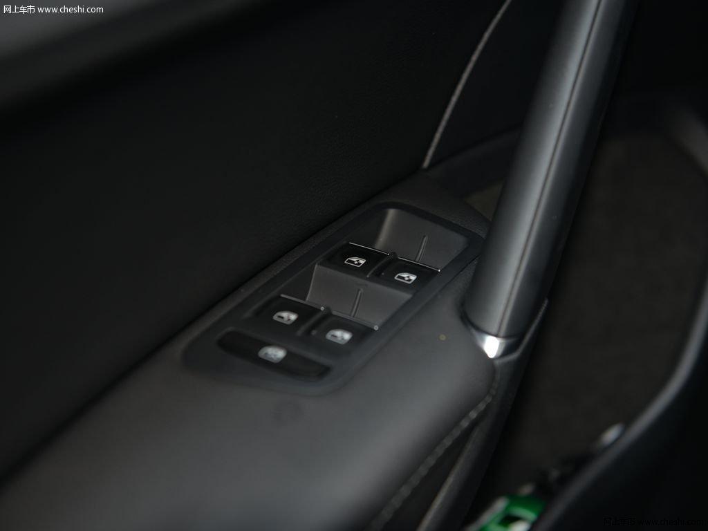 汽车图片 大众 高尔夫 2018款 280tsi 自动基本型  内饰中控 (161/19