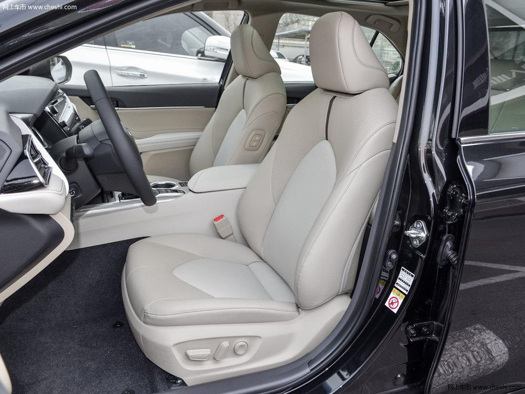 凯美瑞座椅空间图片(1/143)_网上车市