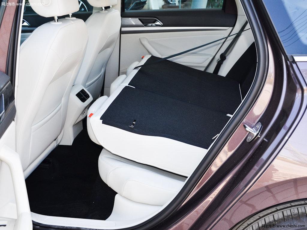 朗逸2018款 1.5l自动舒适版座椅空间图片(20/41)_网上