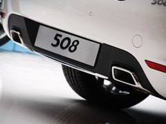 标致508(海外) 2010款 基本型