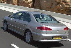 标致607 2006款 2.2L 自动