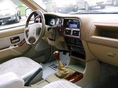 赛影 2009款 2.8L 手动 四驱 豪华型