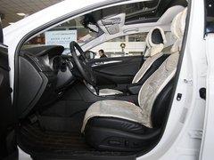 北京现代  第八代索纳塔 2.4 TOP AT 驾驶席座椅正视图