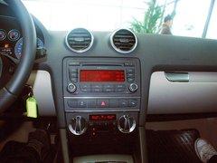 奥迪(进口)  A3 Sportback 1.4T 中控仪表台总特写