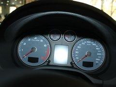 奥迪(进口)  A3 Sportback 1.4T 方向盘后方仪表盘