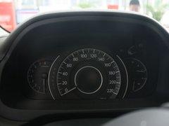 东风本田  CR-V 2.4 AT 方向盘后方仪表盘