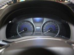 雷克萨斯  RX270 2.7 AT 方向盘后方仪表盘
