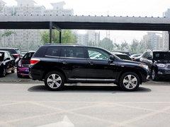 广汽丰田  汉兰达 3.5 AT 车辆正右侧