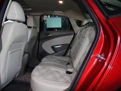 别克  英朗GT 1.6L AT 第二排座椅正视图