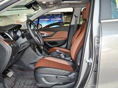别克  1.4T GL 自动 驾驶席座椅正视图