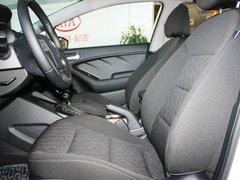 东风悦达起亚  起亚K3 1.6L AT 驾驶席座椅正视图