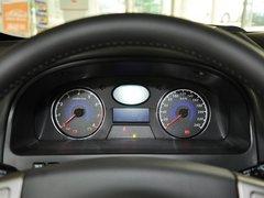 吉利帝豪  1.8L 手动 方向盘后方仪表盘