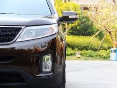 起亚(进口)  2.4GDI 自动 车辆左前大灯正视图