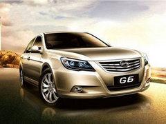比亚迪G6 2013款 2.0L 手动 豪华型