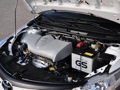一汽丰田  1.3L 手动 发动机主体特写