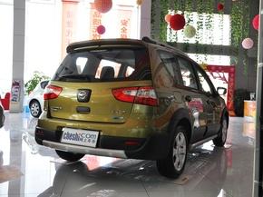 东风日产  1.6L CVT 车辆右侧尾部视角