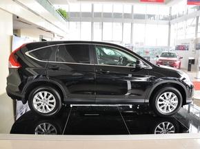 东风本田  2.0L 自动 车辆正右侧
