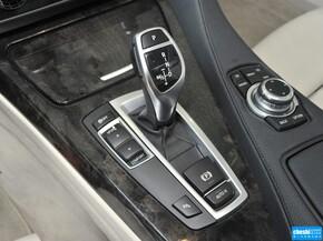 宝马(进口)  改款 640i 中控仪表台上方