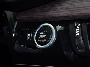 宝马(进口)  xDrive35i 3.0T 自动 车辆点火开关特写