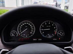 宝马(进口)  xDrive35i 3.0T 自动 方向盘后方仪表盘