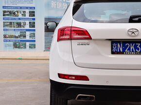 江淮汽车  2.0T 手动 车辆左后大灯正视角
