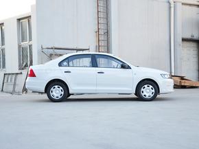 斯柯达  1.4L 手动 车辆正右侧