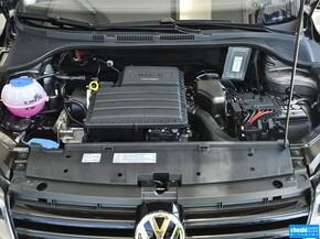 一汽-大众  1.4L 手动 发动机局部特写