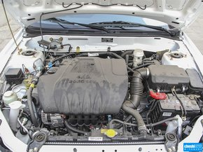 东南汽车  1.5L 自动 发动机局部特写