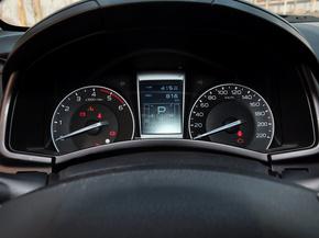 江西五十铃  2.5T 自动 方向盘后方仪表盘
