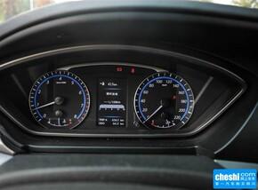 海马郑州  1.5T 手动 方向盘后方仪表盘