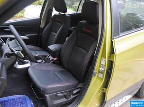 长安铃木  1.4T 自动 驾驶席座椅正视图