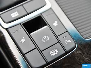 东风悦达起亚  2.0L 自动 驻车制动器