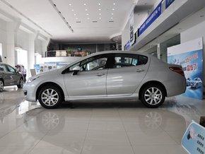 大庆东风标致双燃料308优惠1.3万元现金高清图片